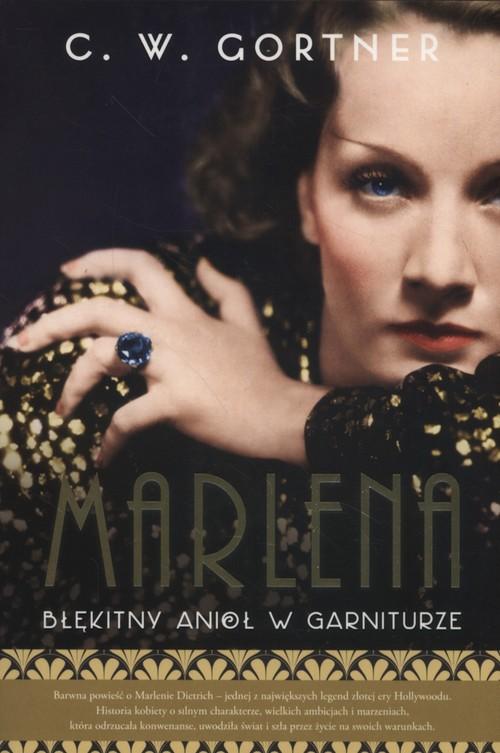Marlena Błękitny anioł w garniturze
