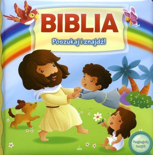 Biblia Poszukaj i znajdź!