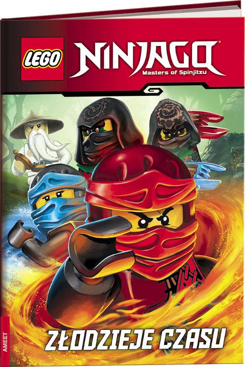 Lego Ninjago Złodzieje czasu