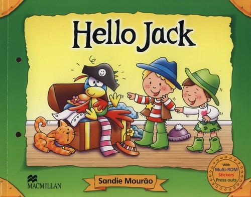 Hello Jack Pupil's Book + CD