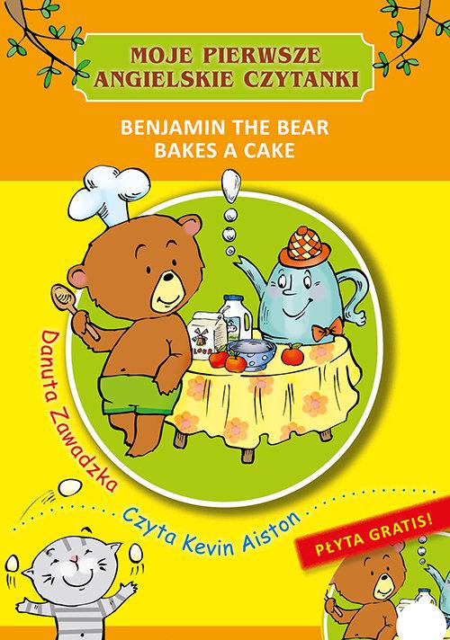 Benjamin the Bear Bakes a Cake