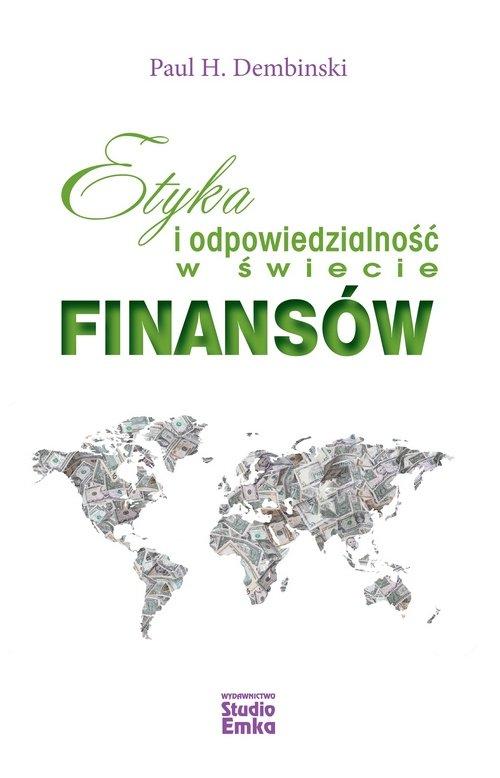 Etyka i odpowiedzialność w świecie finansów