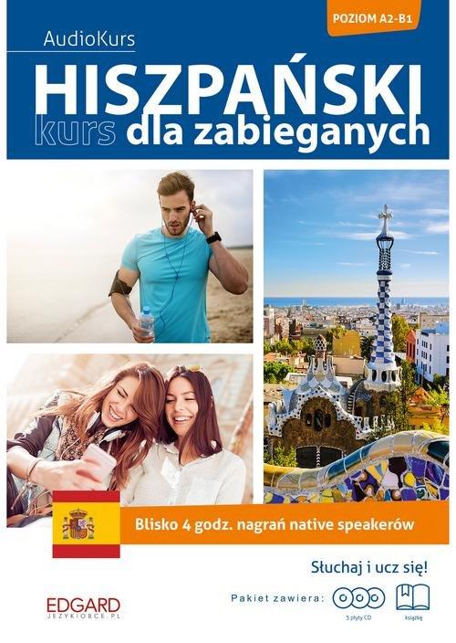 Hiszpański Kurs dla zabieganych