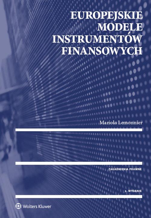 Europejskie modele instrumentów finansowych