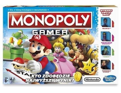 Monopoly Gamer (Gra Planszowa)