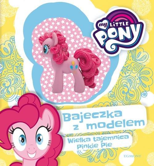 My Little Pony Wielka tajemnica Pinkie Pie
