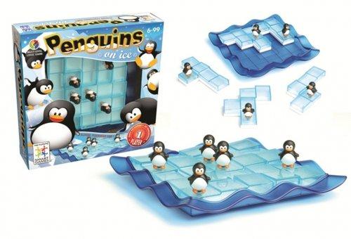 Smart Games Pingwiny na lodzie