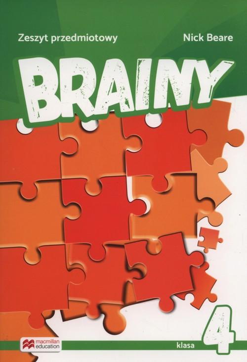 Brainy 4 Zeszyt przedmiotowy