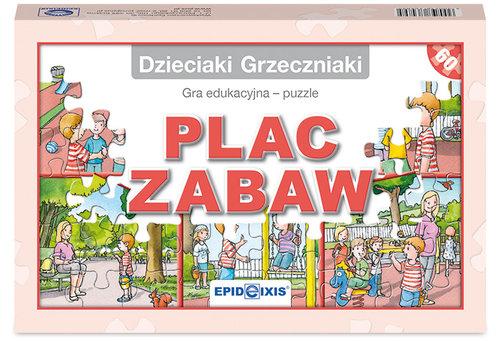 Dzieciaki Grzeczniaki - PLAC ZABAW