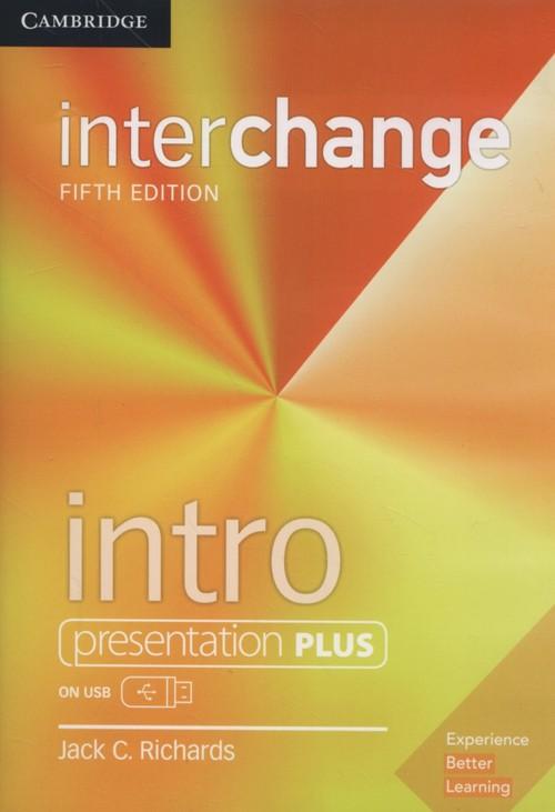 Interchange Intro Presentation Plus USB