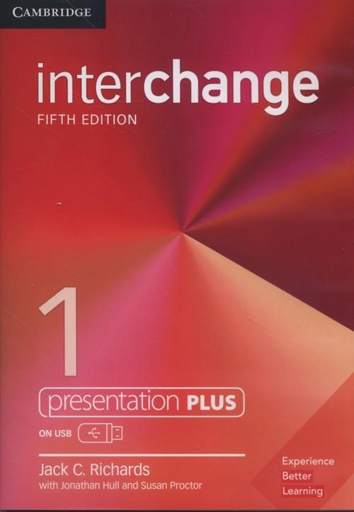 Interchange 1 Presentation Plus USB