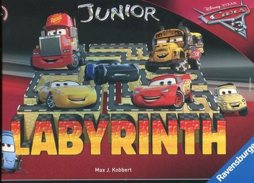 Labirynt Junior Auta 3