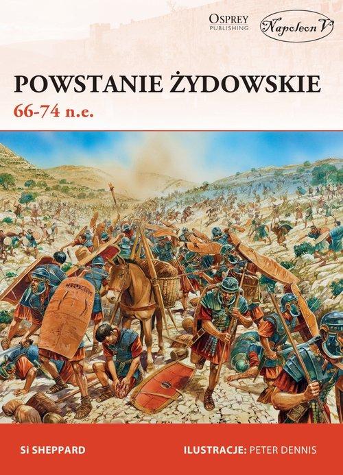 Powstanie żydowskie 66-74 n.e.