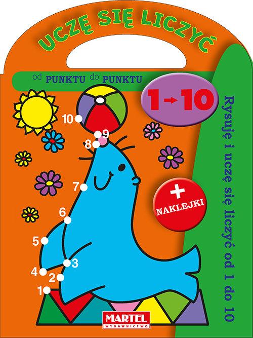 Uczę się liczyć - Rysuję i uczę sie liczyć od 1 do 10