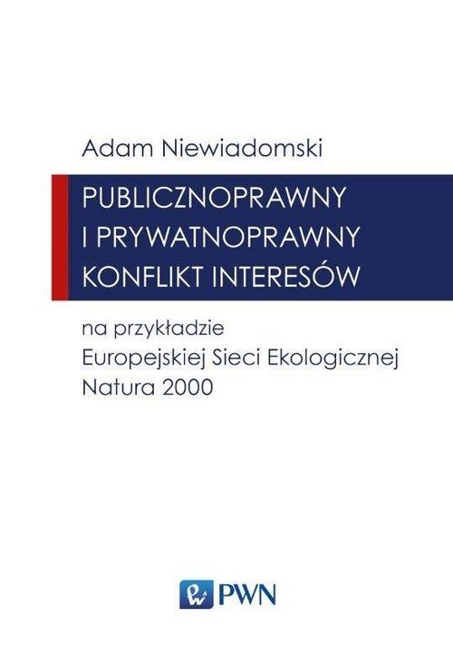 Publicznoprawny i prywatnoprawny konflikt interesów