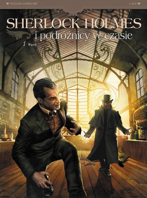 Sherlock Holmes i podróżnicy w czasie Tom 1 Wątek