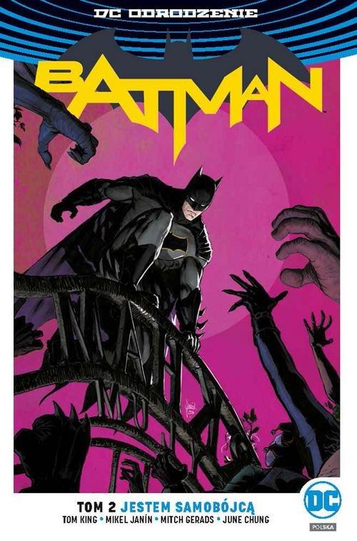 Batman Tom 2 Jestem samobójcą