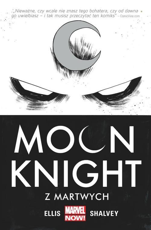 Moon Knight Tom 1 Z martwych
