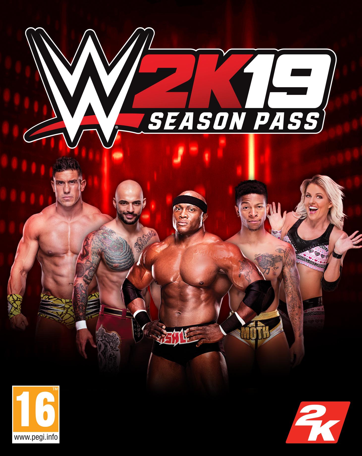 WWE 2K19 Season Pass DLC