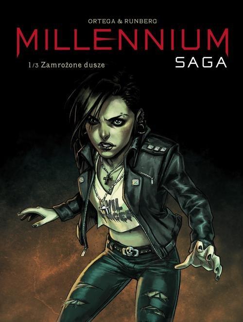 Millenium Saga Tom 1 Zamrożone dusze