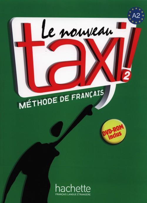 Le Nouveau Taxi 2 Podręcznik z płytą DVD