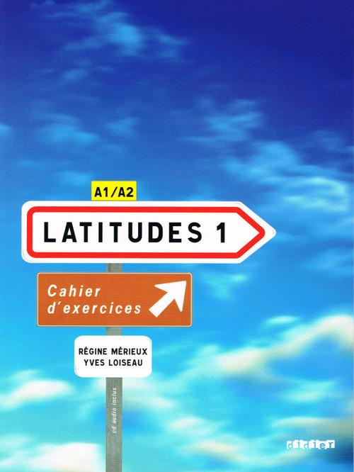 Latitudes 1 ćwiczenia z płytą CD
