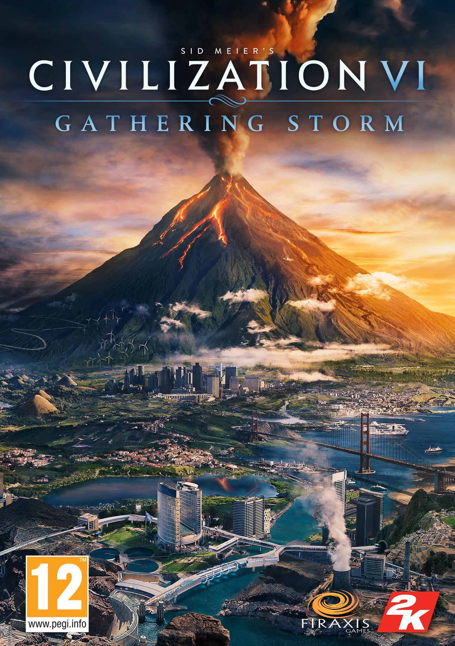 Sid Meier's Civilization VI - Gathering Storm (PC) DIGITÁLIS