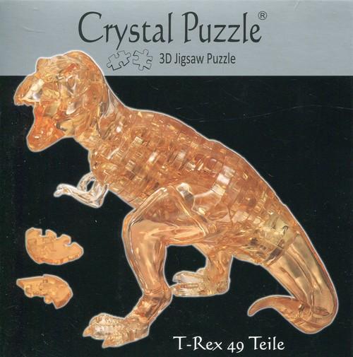 Crystal Puzzle 3D T-Rex 49 elementów