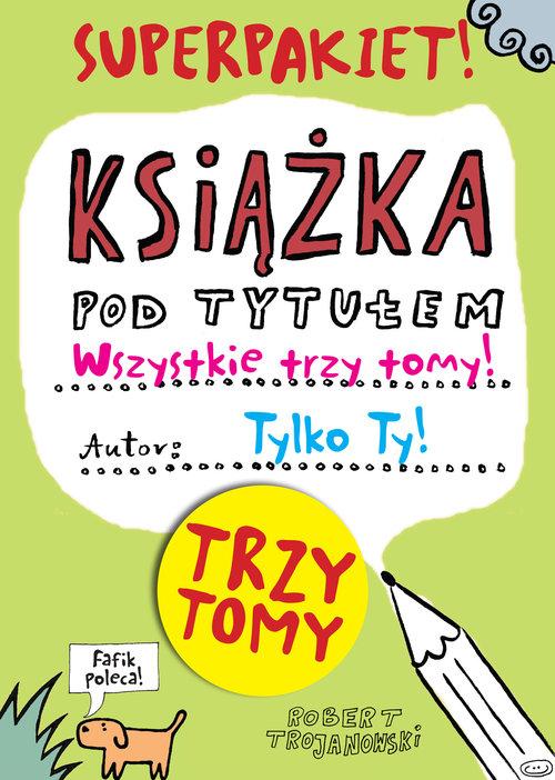Książka pod tytułem Tom 1-3