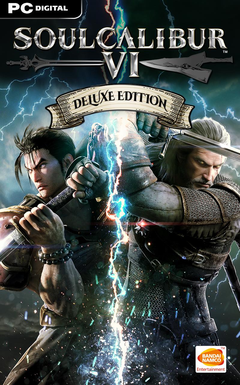 Soulcalibur VI Deluxe Edition (PC) DIGITÁLIS