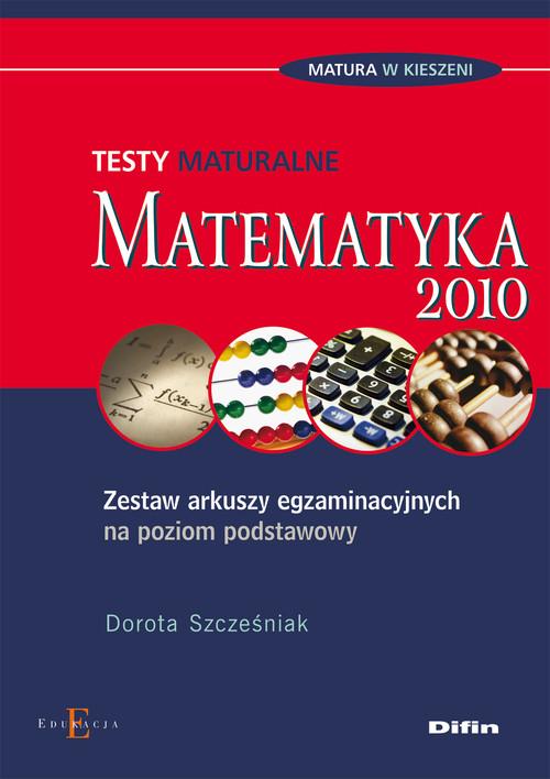Matematyka Testy maturalne