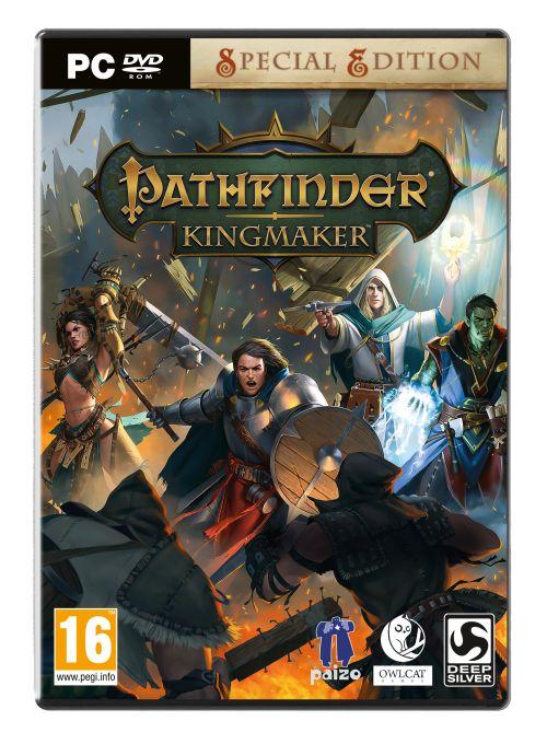 Pathfinder Kingmaker: Special Edition (PC) DIGITAL