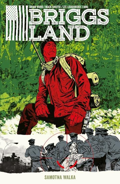 Briggs Land Tom 2 Samotna walka
