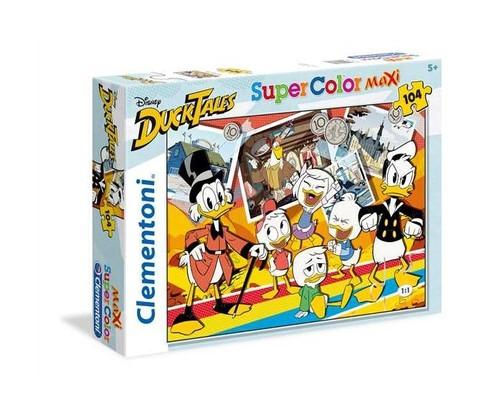 Puzzle Superclolor Maxi Duck Tales 104