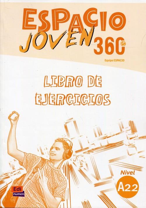 Espacio Joven 360 A2.2 Ćwiczenia