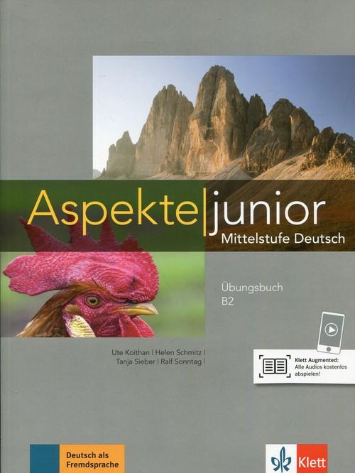 Aspekte junior B2 Ubungsbuch mit Audios zum Download