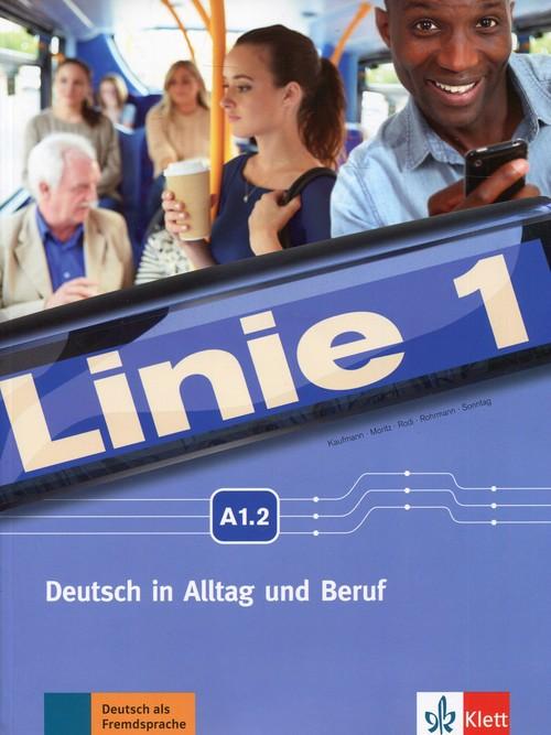 Linie 1 A1.2 Podręcznik z ćwiczeniami + DVD-ROM