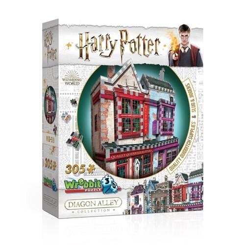 Wrebbit 3D Puzzle Harry Potter Quality Quidditch Supplies 305