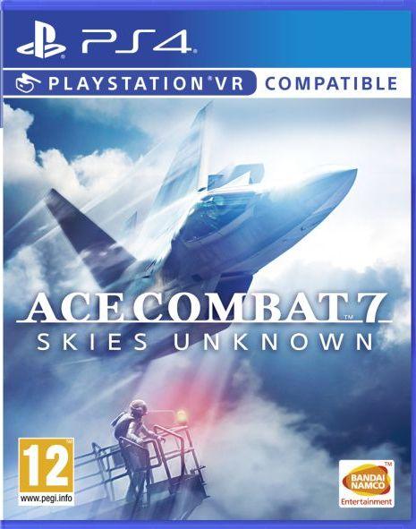 Ace Combat 7 - Skies unknown (PS4) + Bonus