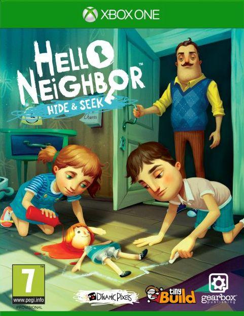 Hello Neighbor Hide & Seek (XOne)