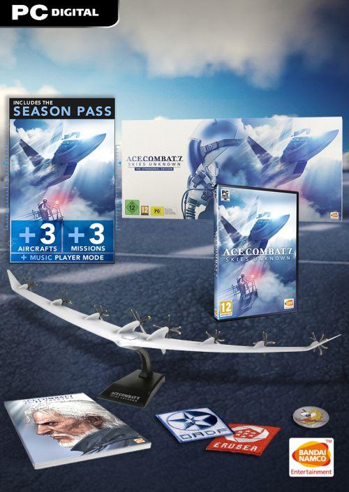 Ace Combat 7 - Skies unknown Edycja Kolekcjonerska (PC) + BONUS!