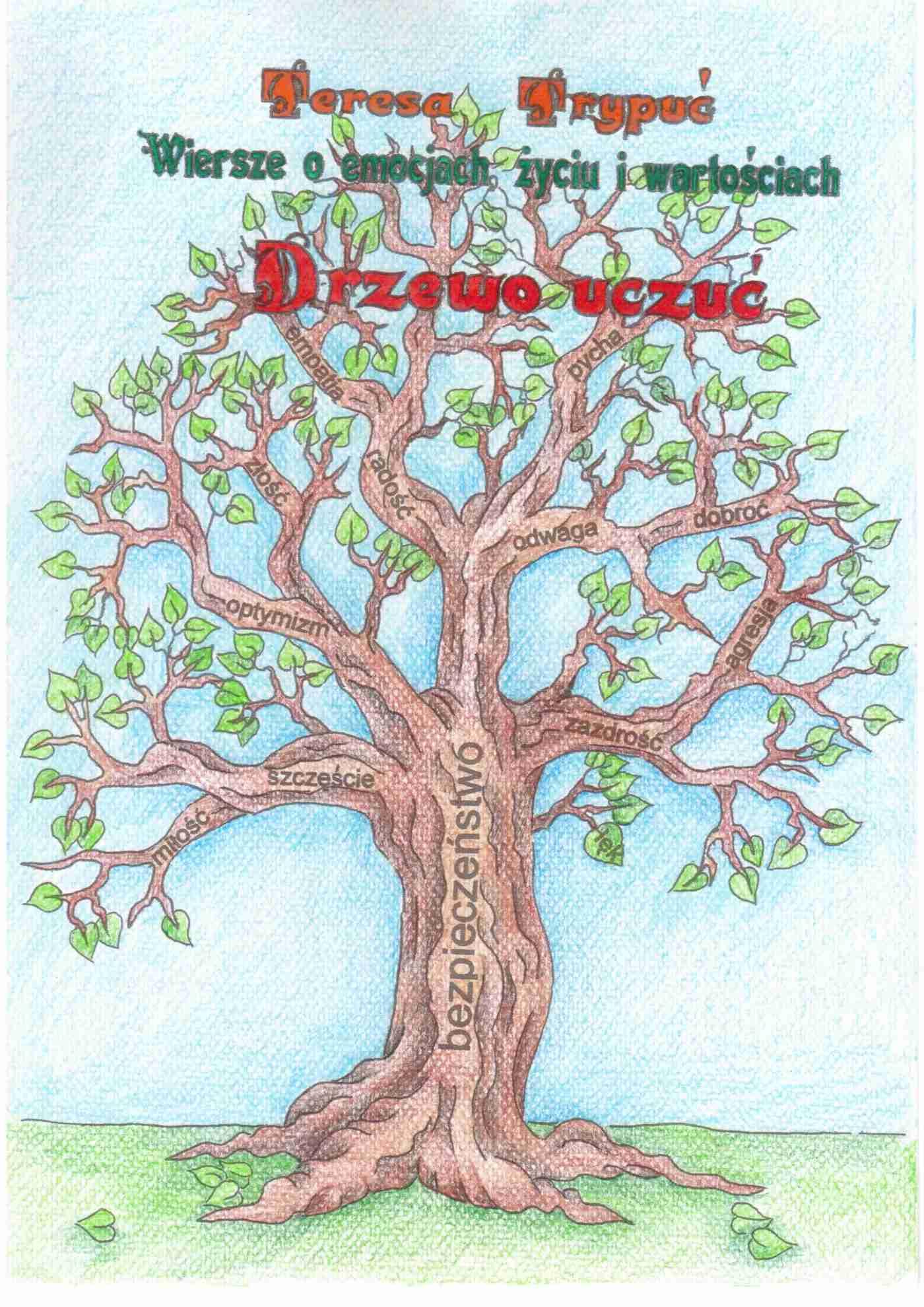Drzewo Uczuć Wiersze O Emocjach życiu Wartościach