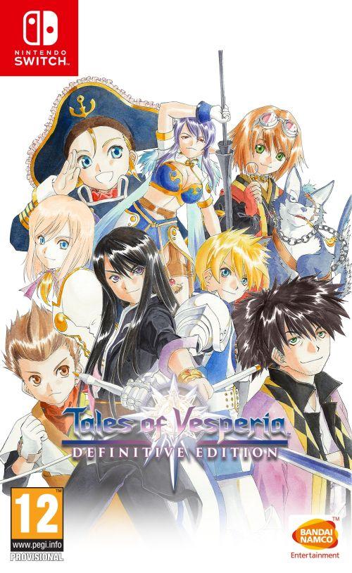 Tales of Vesperia Edycja Premium (Switch)