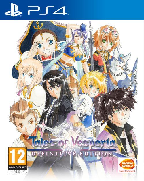 Tales of Vesperia Edycja Premium (PS4)