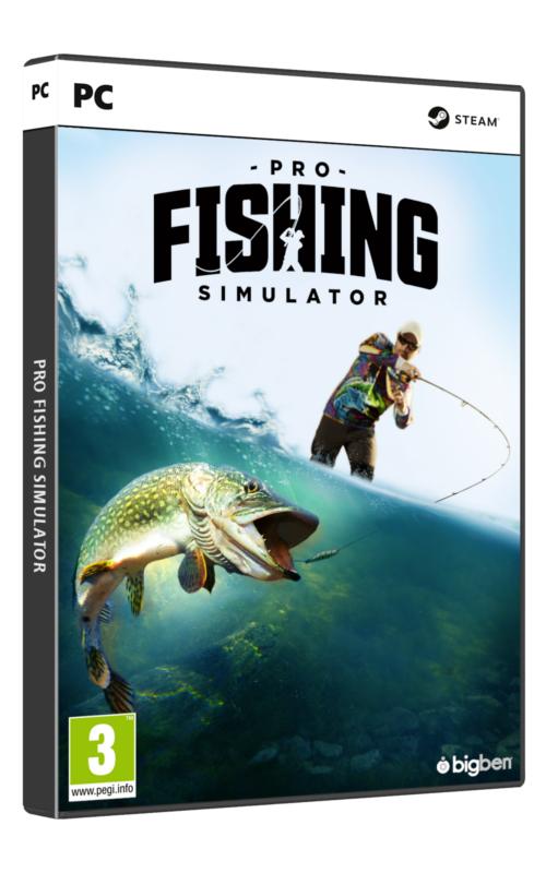 Pro Fishing Simulator (PC) PL