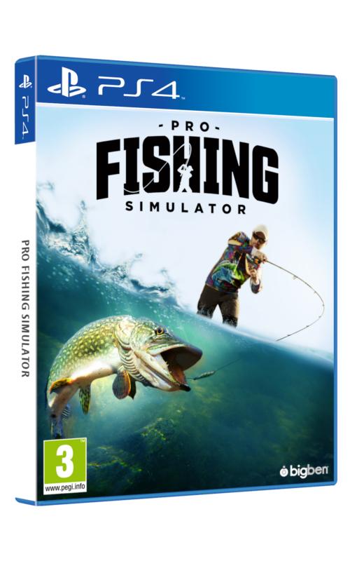 Pro Fishing Simulator (PS4) PL