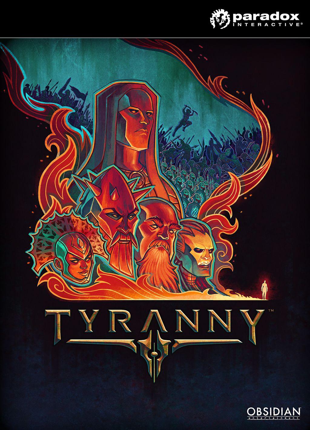 Tyranny - Standard Edition (PC/MAC/LINUX) DIGITÁLIS