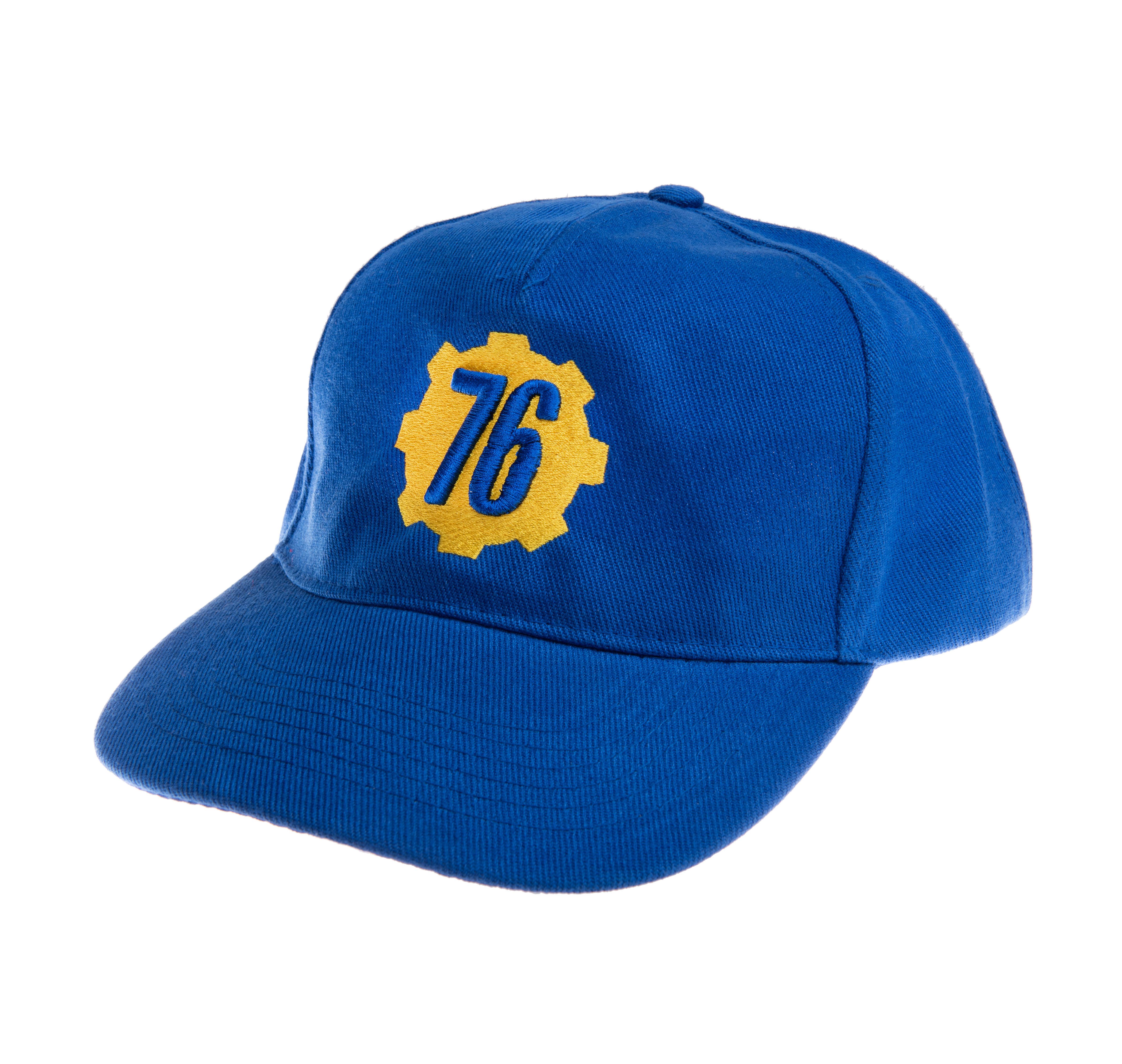 Fallout 76 czapka z daszkiem + Fallout 4 pins
