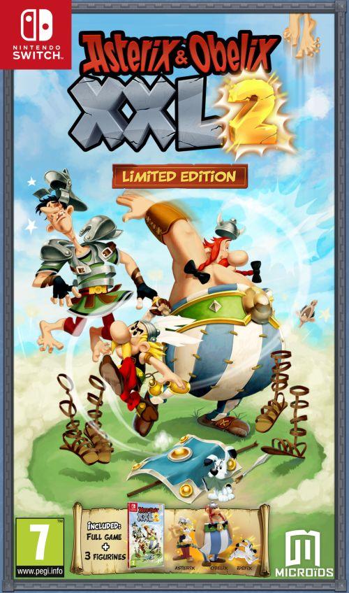 Asterix i Obelix XXL 2 Remastered Edycja Limitowana (Switch)