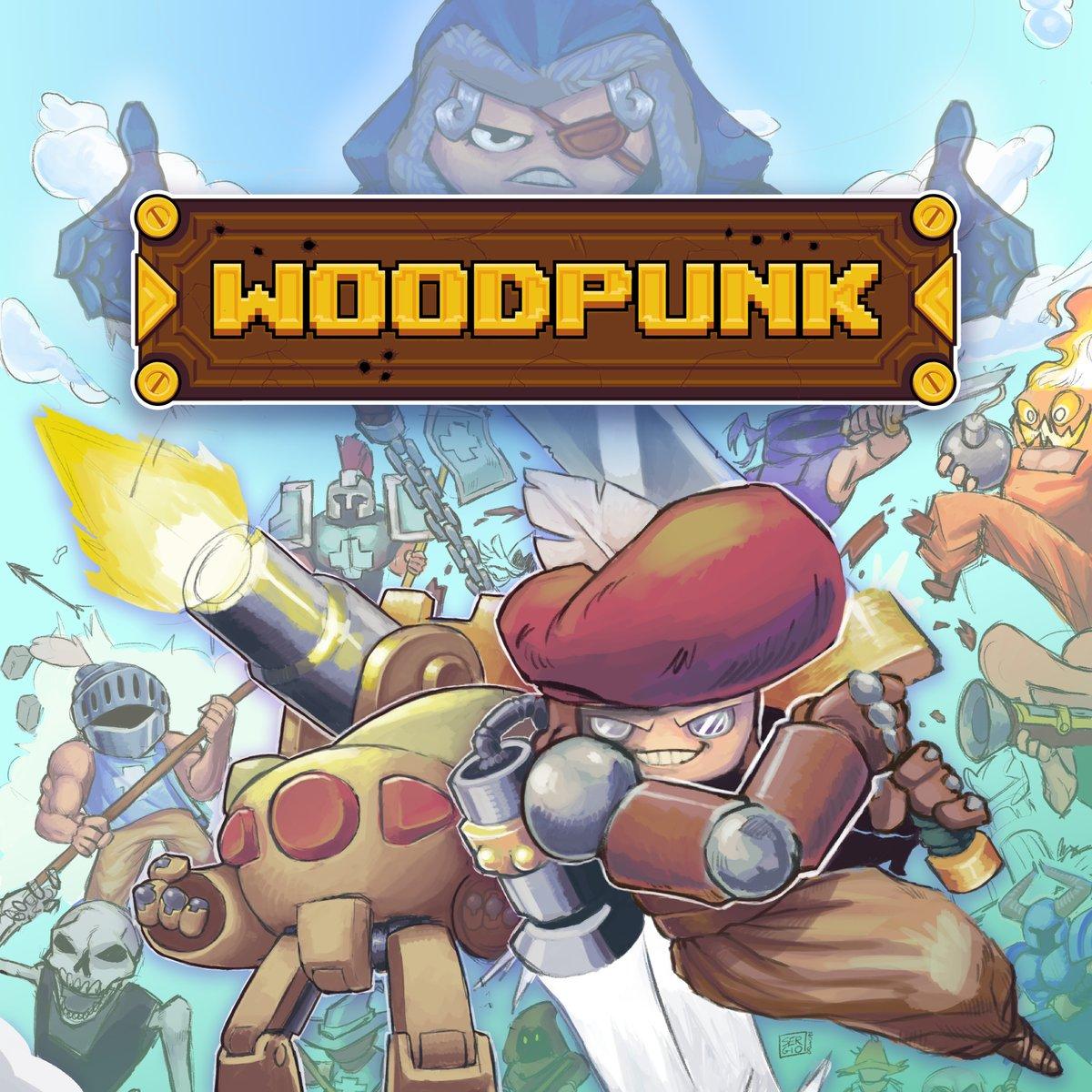 Woodpunk (PC) DIGITÁLIS